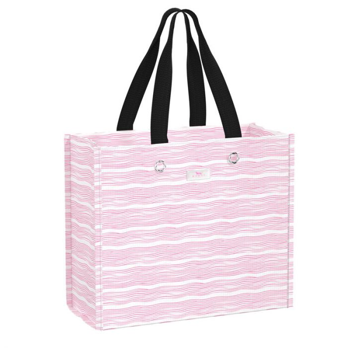 Large Package Gift Bag Wavy Love