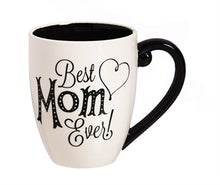 Load image into Gallery viewer, Best Mom Ever Mug with Decorative Box