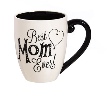 Best Mom Ever Mug with Decorative Box