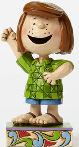"Jim Shore ""Fun Friend"" Peanuts Figurine"
