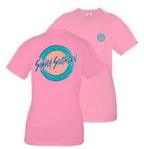 Simply Southern Retro Logo Short Sleeve T-shirt