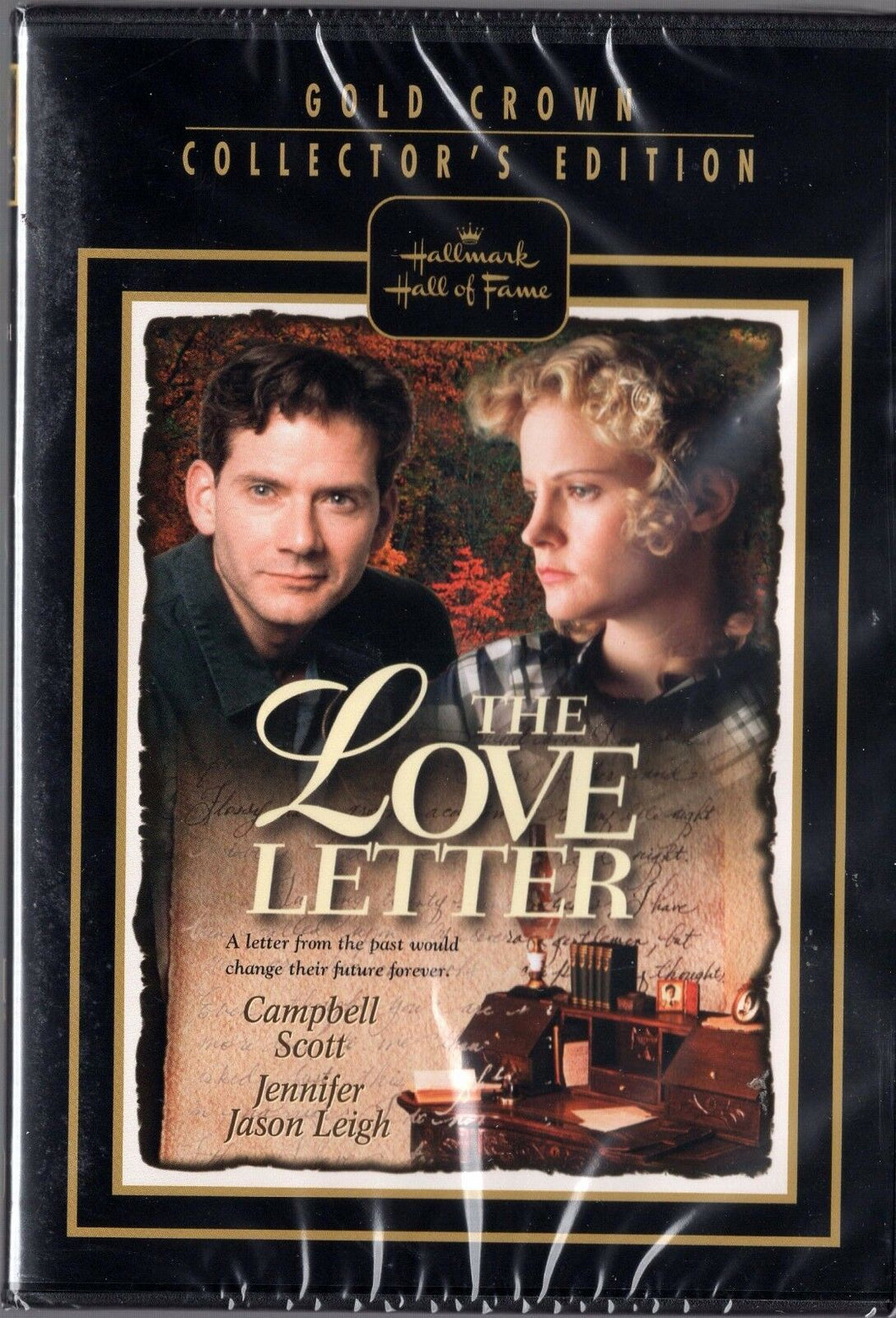 The Love Letter Hallmark Hall of Fame DVD
