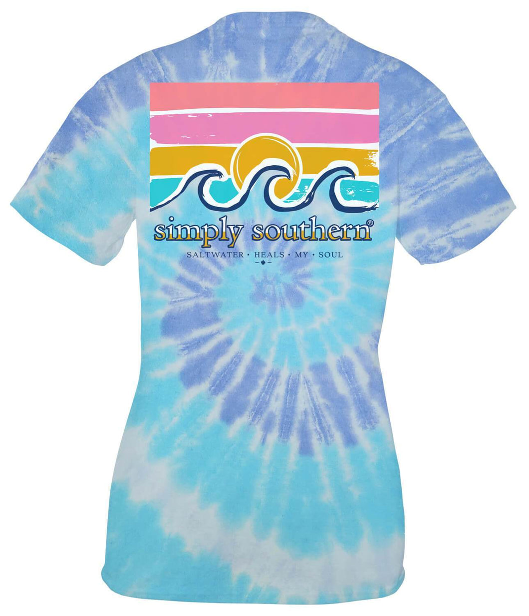 Simply Southern Saltwater Short Sleeve T-Shirt