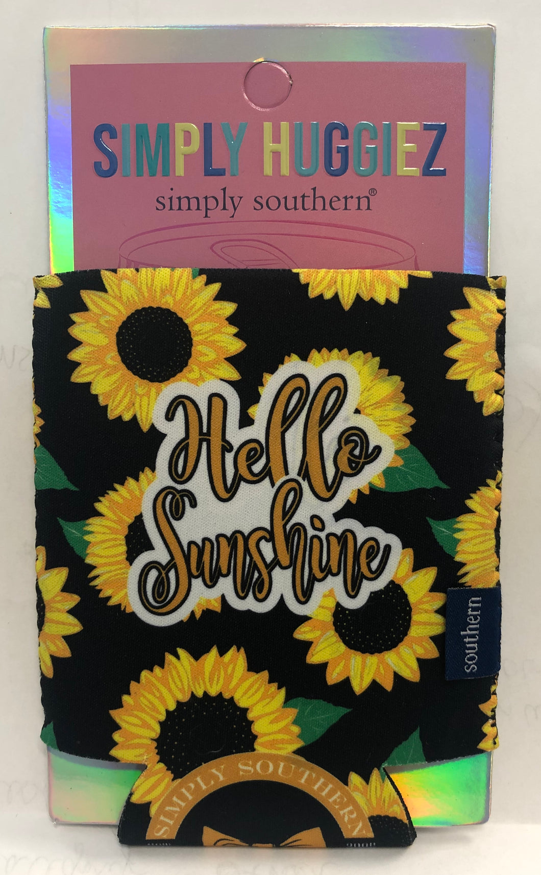 Sunflower Canholder Simply Southern