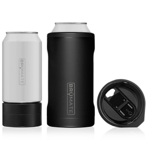 BruMate Hopsulator Trio 3-in-1 Matte Black
