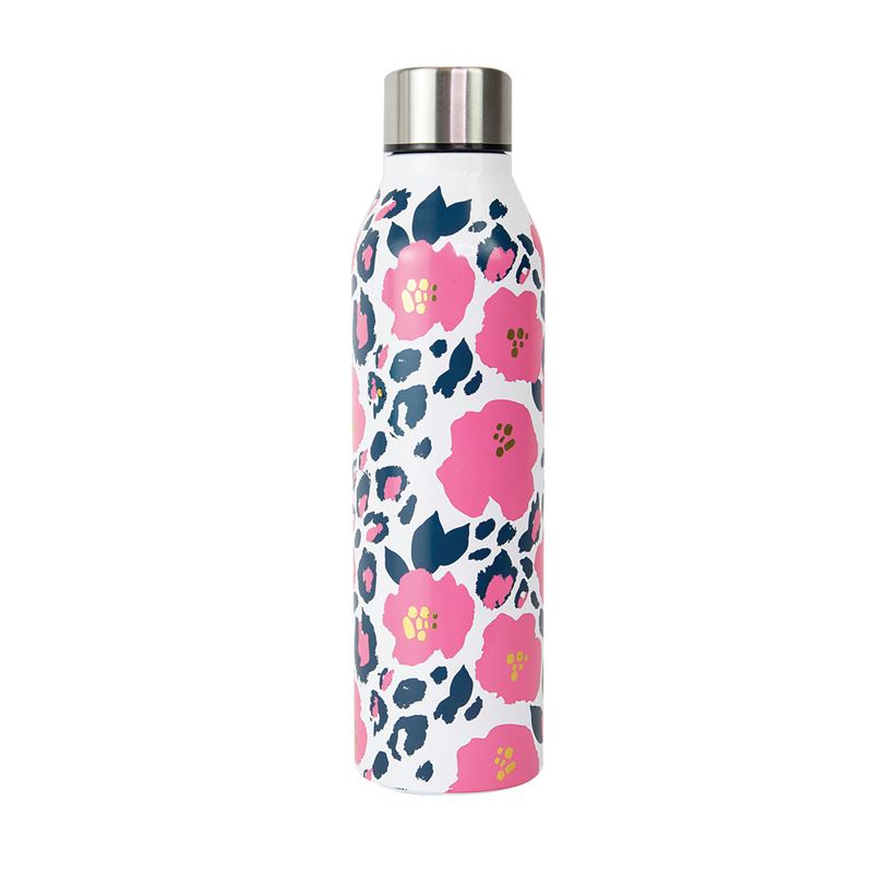 Wild Posy Stainless Bottle Mary Square