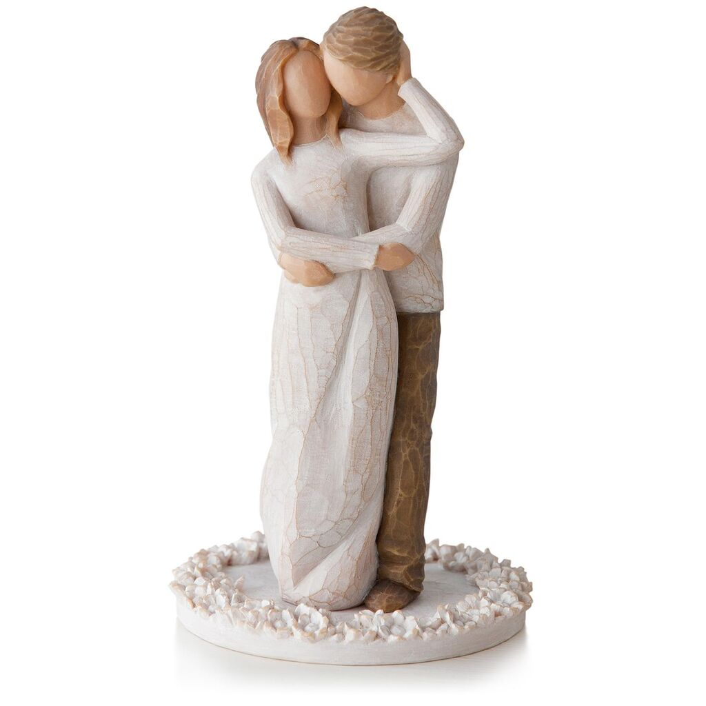 Together Cake Topper Willow Tree Figure