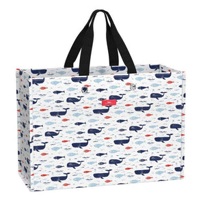 X-Large Package Gift Bag All is Whale