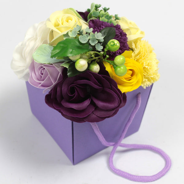 Soap Flower Bouquet ~ Choice of 6 colour Options