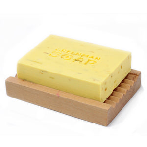 Greenman Soap ~ Gentle & Kind (Carrot Seeds, Shea butter & chamomile) ~ Handmade in England 100g