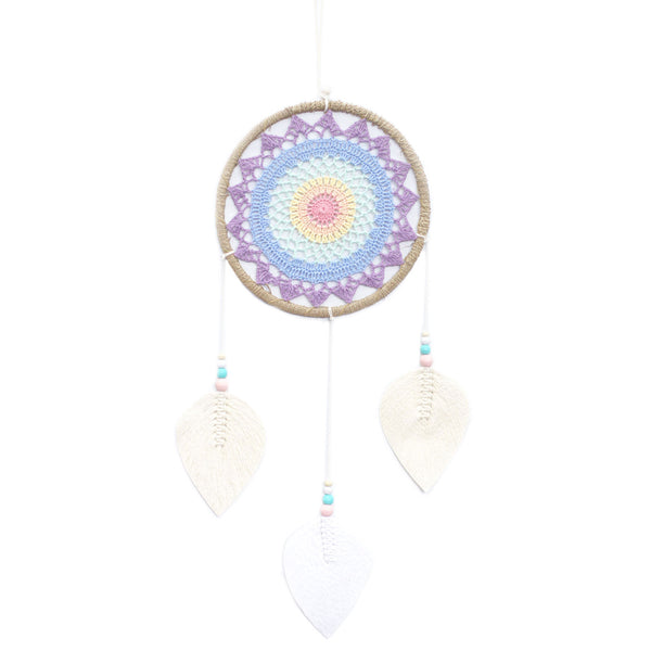 Dream Catcher - Large, Multi Elemental Spirits - Vegan Friendly.