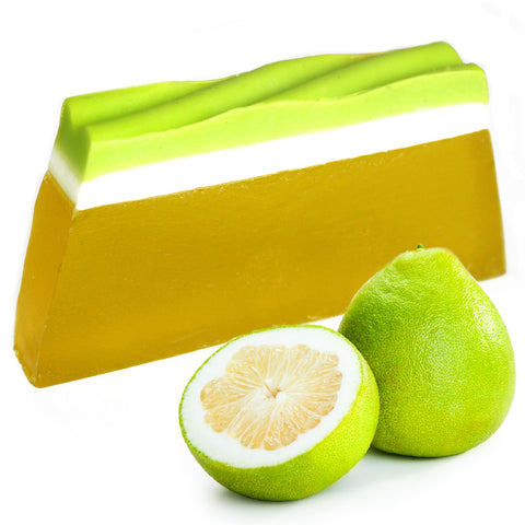 Tropical Paradise Soap - Pomelo ~ 100g ~ Handmade in the UK