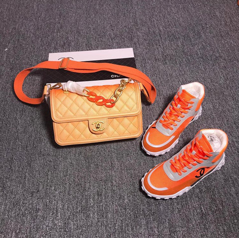 Chanel 'Orange You Glad' Set