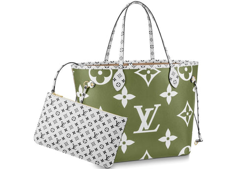 Louis Vuitton Giant MM Neverfull Bag