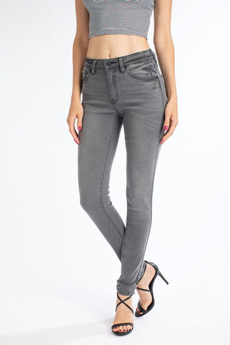 Kancan Jeans - Grey High rise