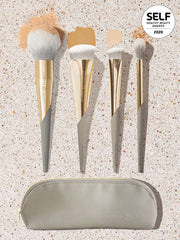 Face Time Brush Collection + Travel Case
