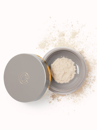 SET, GO TRANSLUCENT FINISHING POWDER