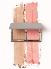 OVERTIME • Contour & Blush Duo
