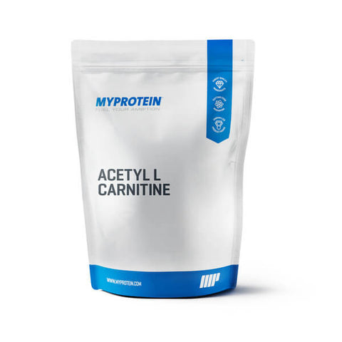 Acetyl L Carnitine - Acetil L Carnitina - Myprotein - My Whey Store