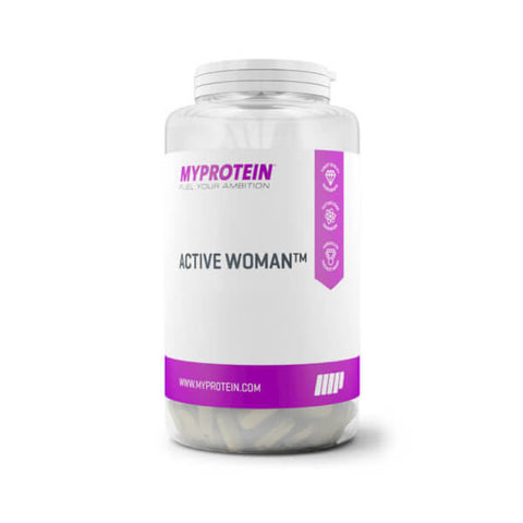 Active Woman  - Myprotein - My Whey Store