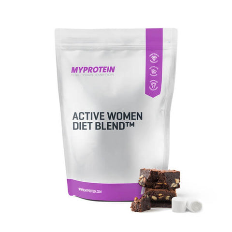 Active Women™ Diet Blend - Proteína Light - Myprotein - My Whey Store