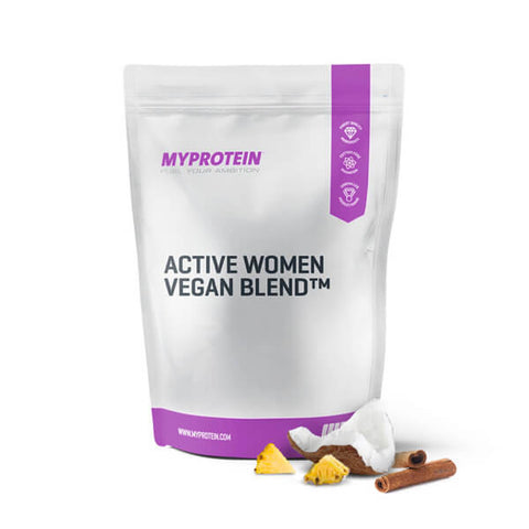 Active Women™ Vegan Blend - Myprotein - My Whey Store
