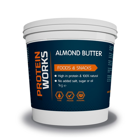 TPW™ Almond Butter