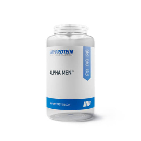 Alpha Men - Multivitaminico - Myprotein - My Whey Store