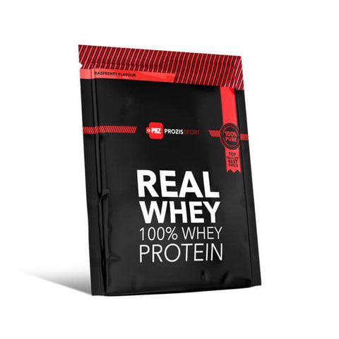 Amostra 100% Real Whey Protein - Prozis Sport - My Whey Store