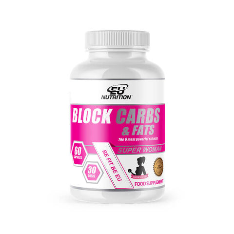 Block Carbs and Fats | Comprar EU Nutrition na My Whey Store