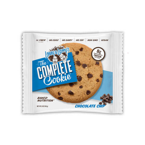Comprar The Complete Cookie Pepitas de Chocolate da Lenny & Larry's na My Whey Store