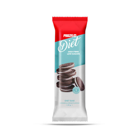Comprar Diet Bar sabor Cookies n'Cream da Prozis Diet na My Whey Store em Portugal