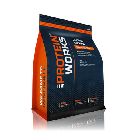 Diet Whey Protein Isolate 90 - The Protein Works - My Whey Store