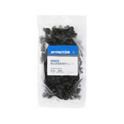 Dried Blueberries - Mirtilos Desidratados - Myprotein - My Whey Store