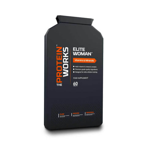 Elite Woman - The Protein Works - My Whey Store