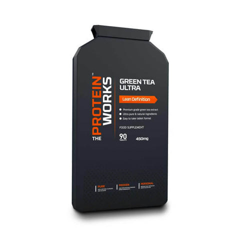 Green Tea Ultra - The Protein Works - My Whey Store