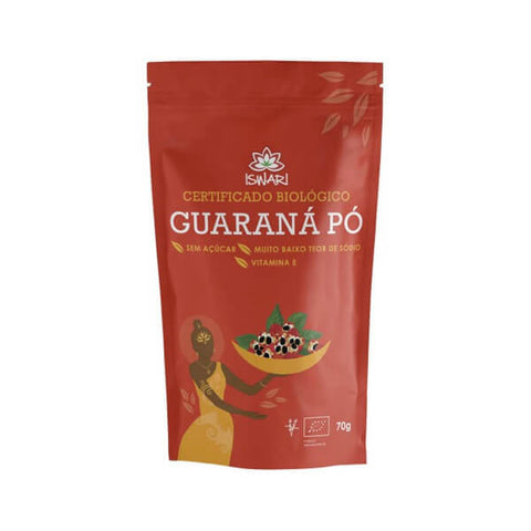 Guaraná - Iswari Superfoods - My Whey Store