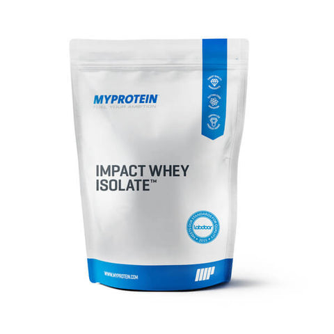 Impact Whey Isolate - Myprotein - My Whey Store