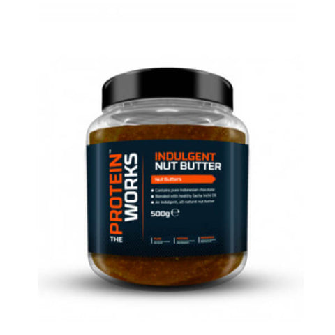 Indulgent Nut Butter - The Protein Works - My Whey Store