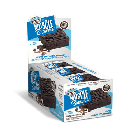 Comprar Muscle Brownie de Chocolate Triplo da Lenny & Larry's na My Whey Store em Portugal