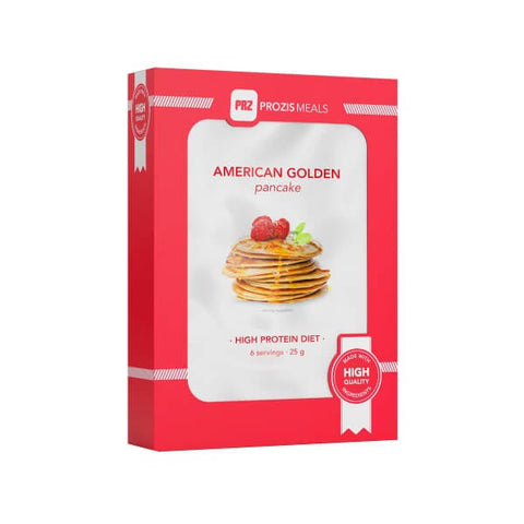 Panquecas Americanas Golden - Prozis Meals - My Whey Store