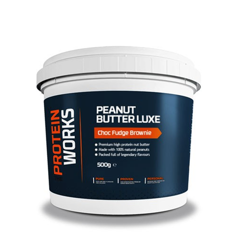 Peanut Butter Luxe - The Protein Works - My Whey Store