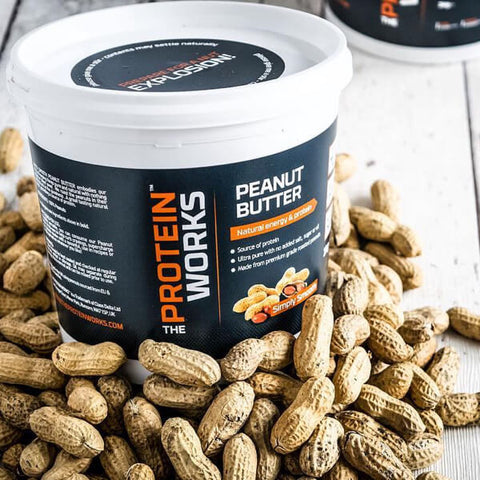 Comprar Peanut Butter da The Protein Works na My Whey Store em Portugal