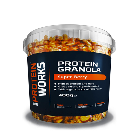 Protein Granola - The Protein Works - My Whey Store