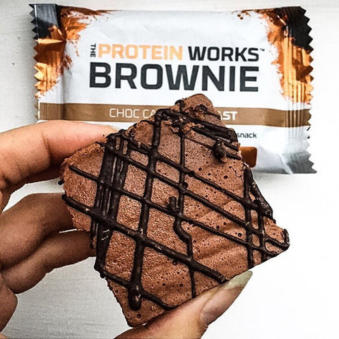 Comprar Protein Brownies da The Protein Works na My Whey Store