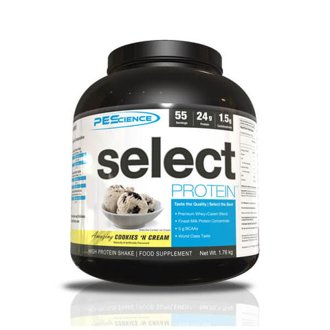 PEScience Select Protein - Sabor Cookies n'Cream - My Whey Store