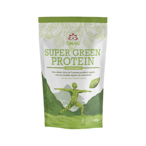 Super Green Protein - Iswari Superfoods - My Whey Store