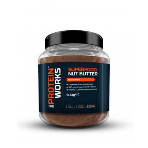Superfood Nut Butter - The Protein Works - My Whey Store