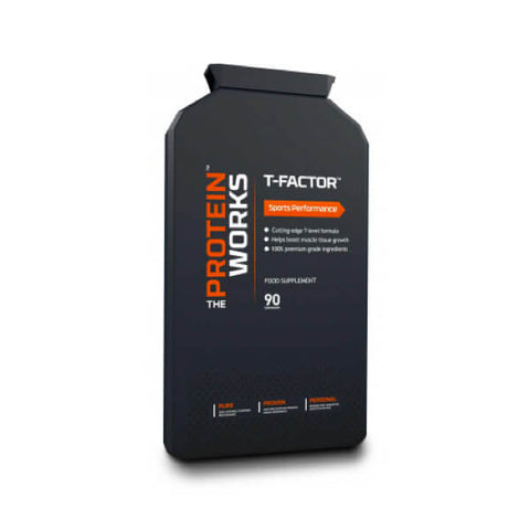 Comprar T-Factor da The Protein Works na My Whey Store em Portugal