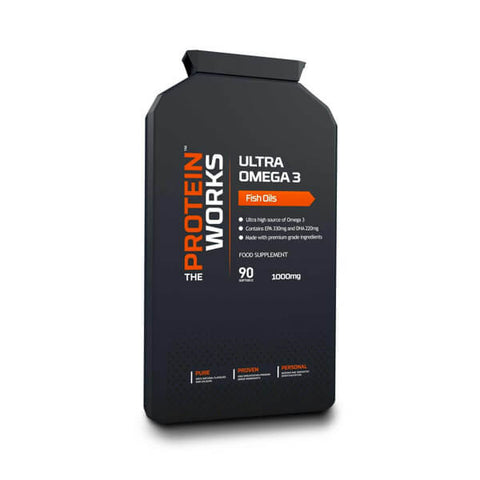 Ultra Omega 3 - The Protein Works - My Whey Store
